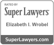 Rated by Super Lawyers - Elizabeth I. Wrobel
